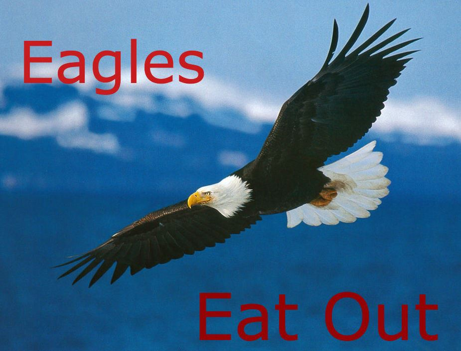 Eagles Eat Out Night