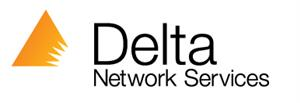 Delta Network Services logo