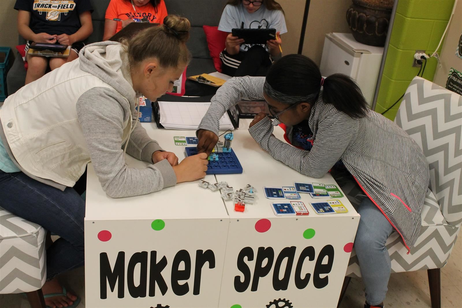 MakerSpace at RMS